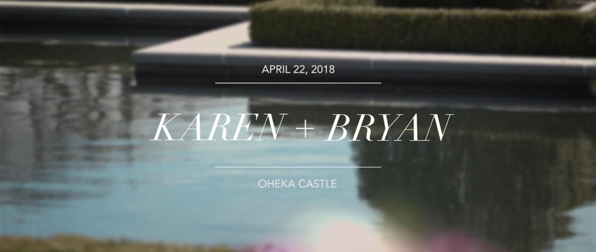 Karen & Bryan