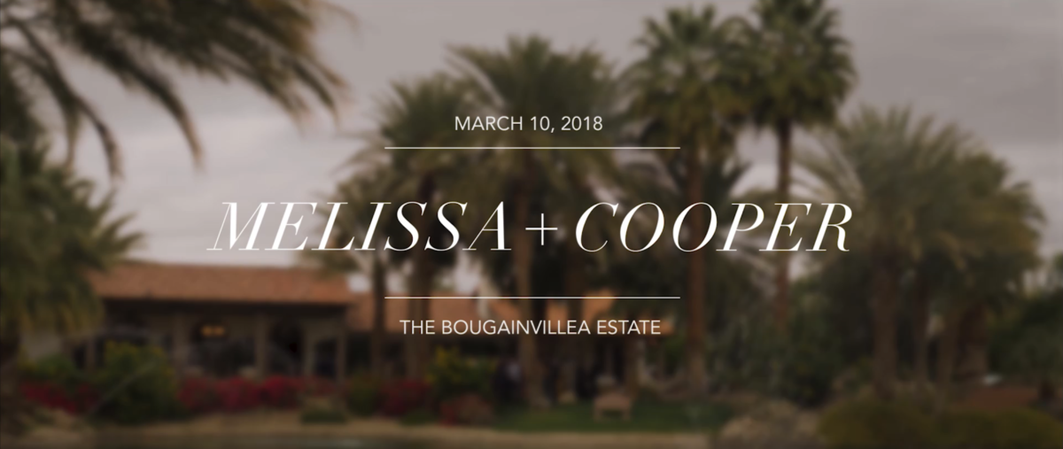 Melissa & Cooper