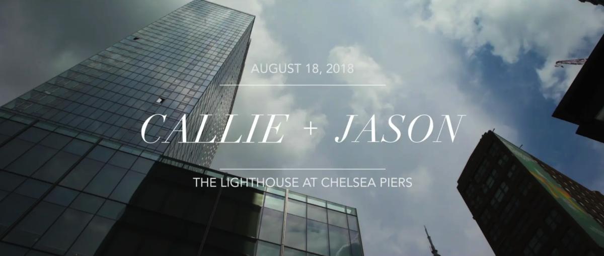 Callie & Jason