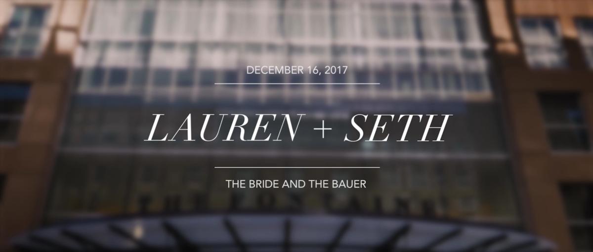Lauren & Seth