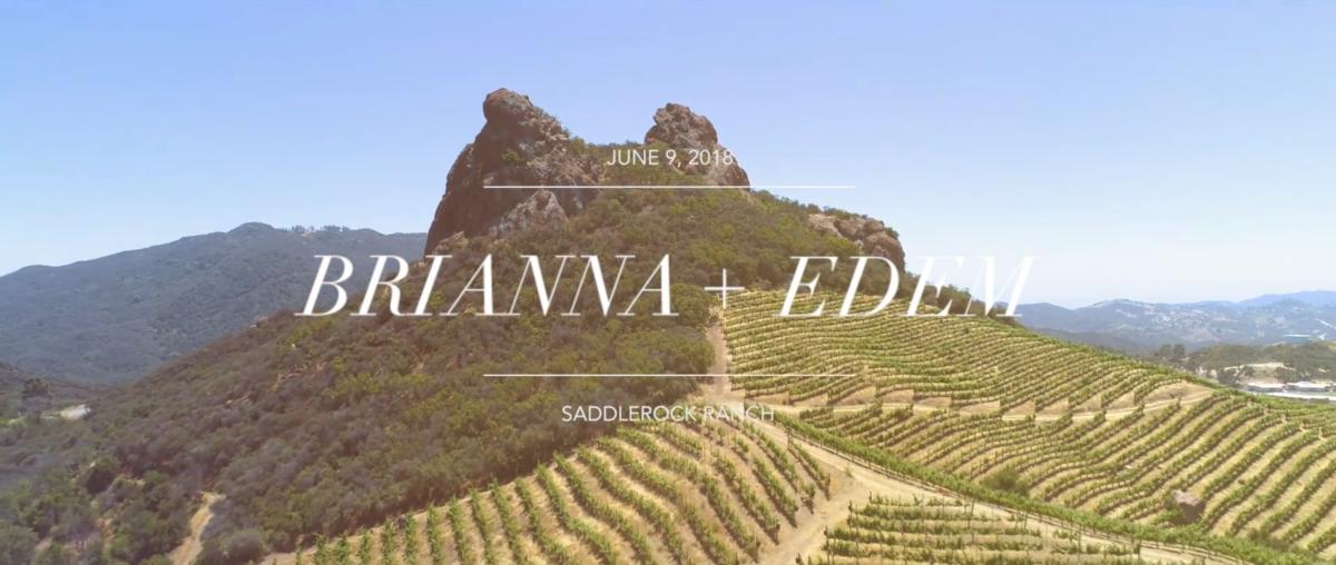 Brianna & Edem