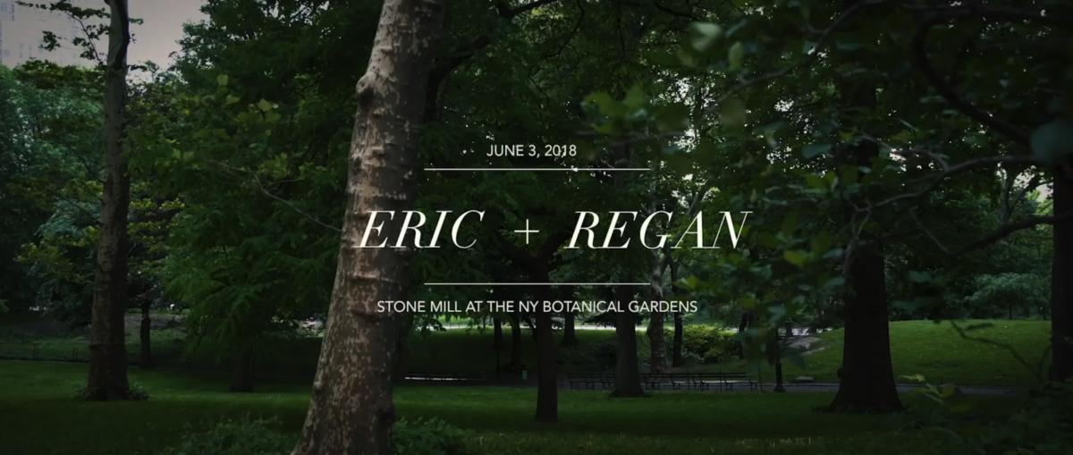 Eric & Regan