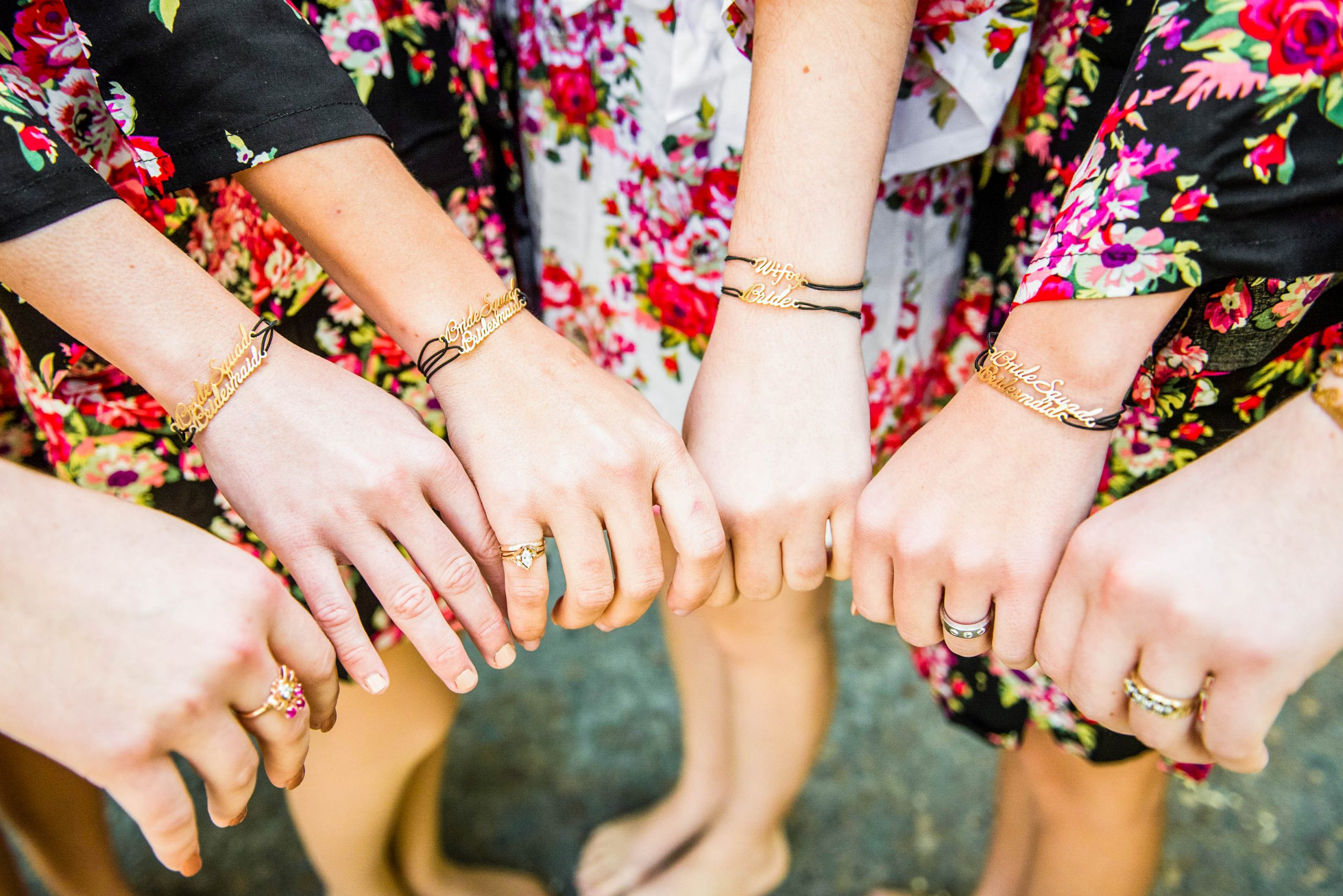 Here are our 5 top favorite bridesmaids gift ideas % on your wedding to let them know how much you mean to them!