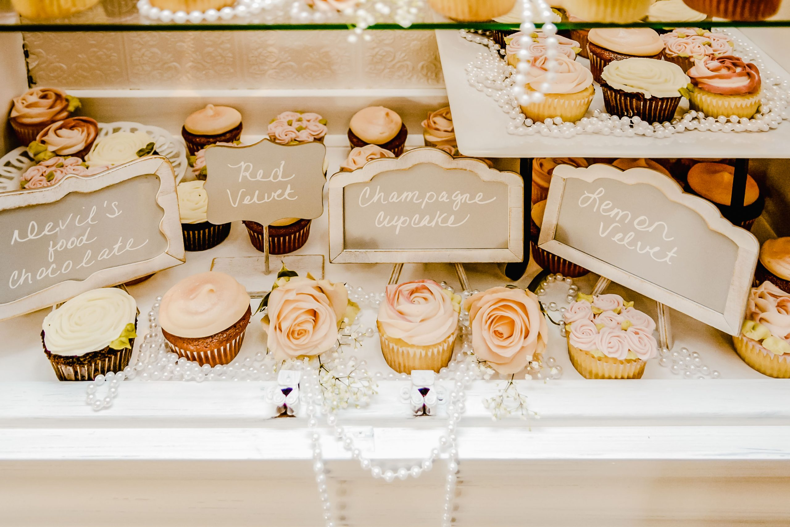 Some of the most amazing and unique dessert table ideas are featured in our wedding blog! Click to get some wedding inspiration!