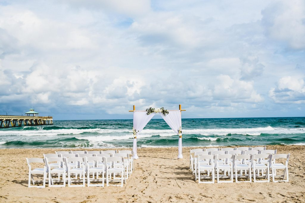 Check out our blog featuring some of the most amazing beach locations that serve as great wedding venues all across the US!