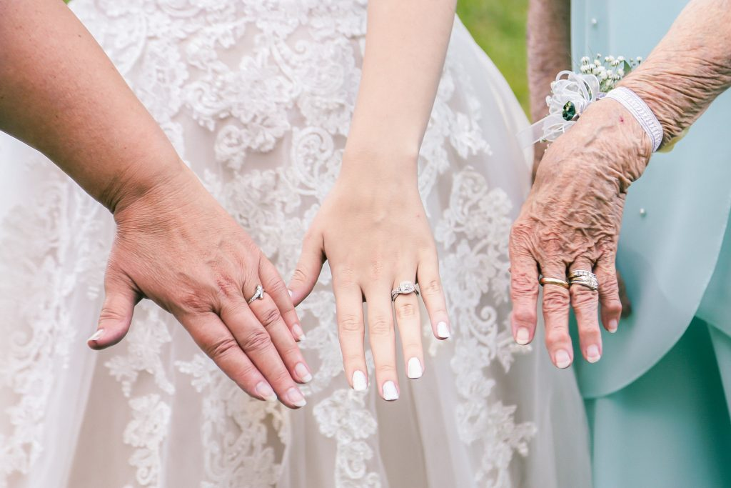 Check out our blog featuring some of the most heart-touching wedding inspirations - ways to honor your grandparents at your wedding!